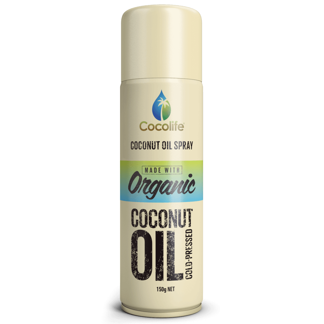 Cocolife Premium Virgin Coconut Oil Spray