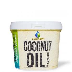 Cocolife Organic Virgin Coconut Oil
