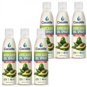 Cocolife Avocado Oil Non-aerosol Spray