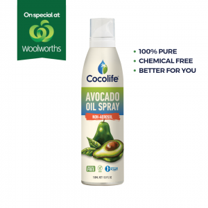 Avocado Oil Spray by Cocolife - on SPECIAL at Woolworths
