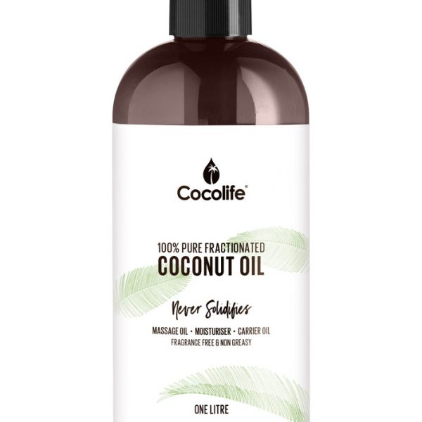 Cocolife 100% Fractionated Coconut Oil