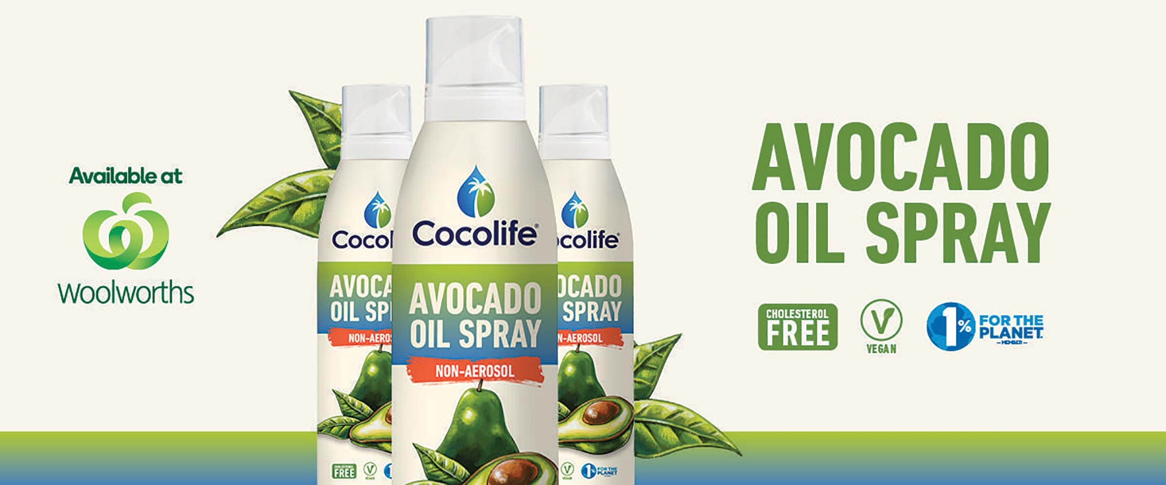 Cocolife Avocado Spray