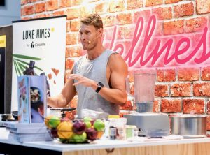 Luke Hines Range by Cocolife - Leading Australian nutrition, health and lifestyle expert with Cocolife