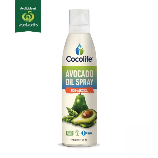 Avocado Oil Spray by Cocolife - Available at Woolworths