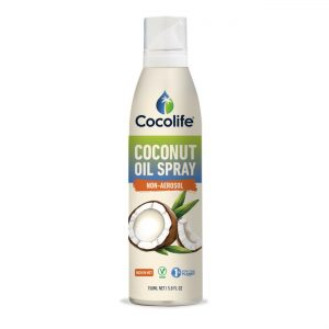 Coconut Oil Spray by Cocolife | 100% Pure, Cold-pressed