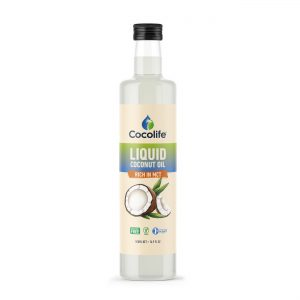 Liquid Coconut Oil | 100% Pure - by Cocolife